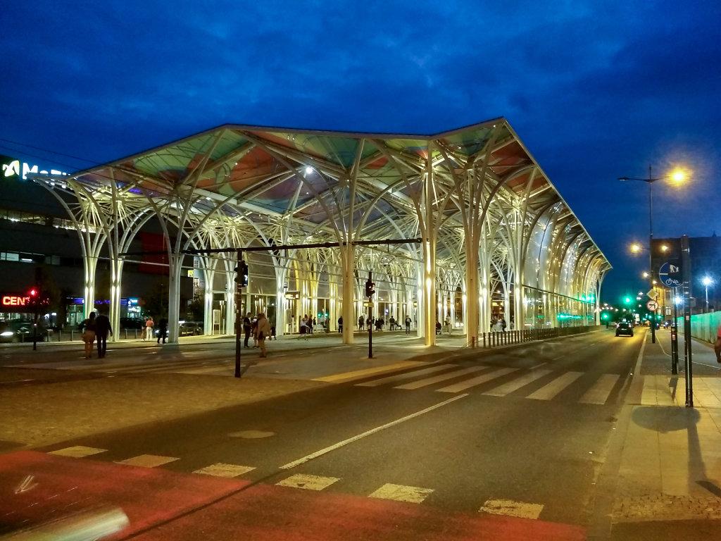 Dworzec Tramwajowy Centrum - Łódź